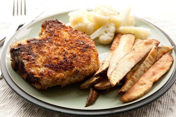 Oven Fried Pork Chops – Delicious Dietary Recipe, You Must Try at ...