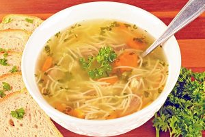 42 quick-chicken-noodle-soup
